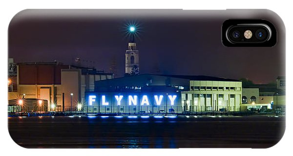 Fly Navy IPhone Case