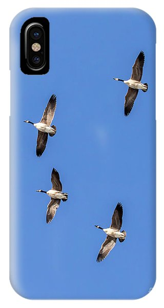 Fly Over IPhone Case