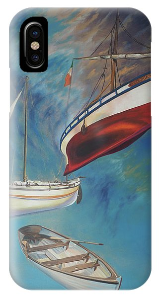 Flying Boats IPhone Case