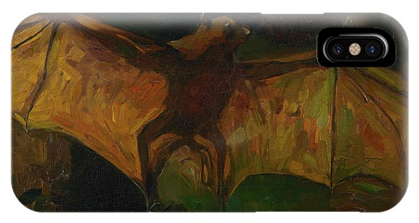 iPhone Case - Flying Fox by Vincent van Gogh