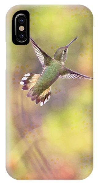 Flying Gems IPhone Case