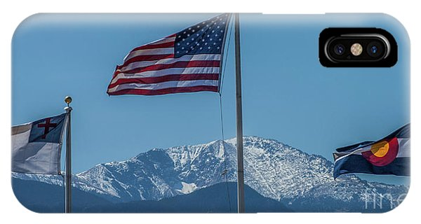 America The Beautiful IPhone Case