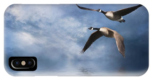 Flying Home IPhone Case