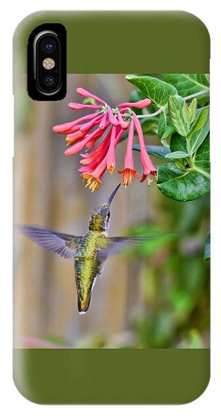 Flying Jewel IPhone Case