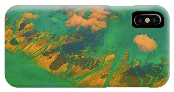 Flying Over The Keys, Florida IPhone Case