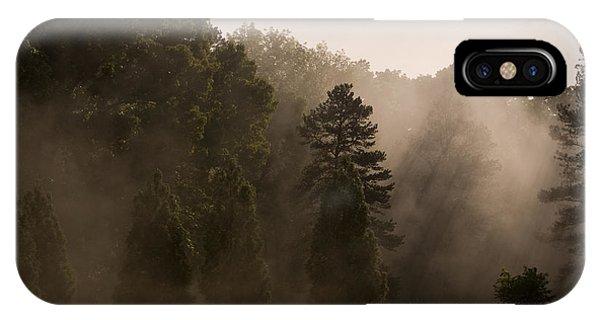Fog Dance IPhone Case