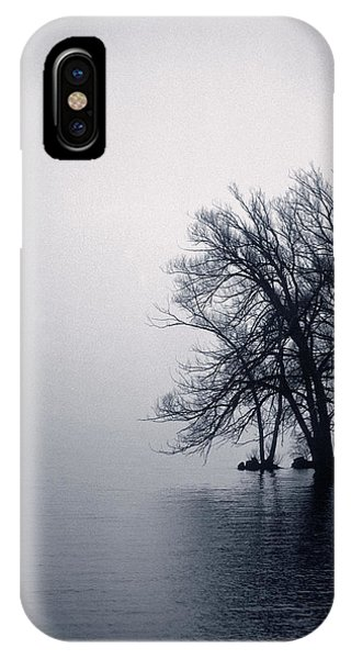 Fog Day Afternoon IPhone Case