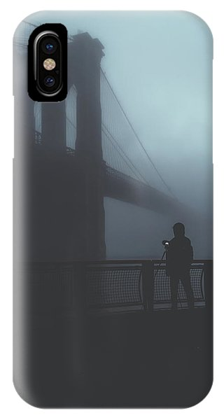 Fog Life  IPhone Case