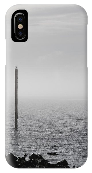 IPhone Case featuring the photograph Fog On The Cape Fear River On Christmas Day 2015 by Willard Killough III