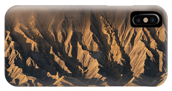 Foggy Butte IPhone Case