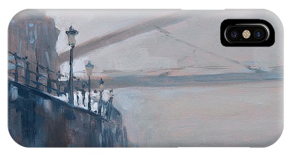 iPhone Case - Foggy Hoeg by Nop Briex