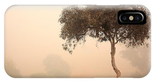 Foggy Morning IPhone Case