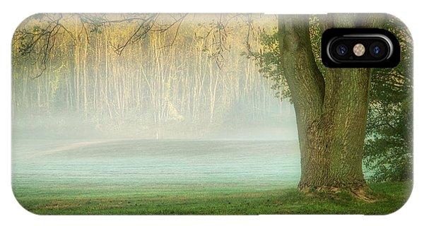 Foggy Morning IPhone Case