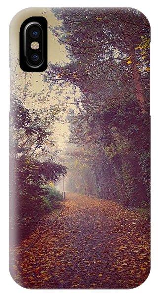 Foggy IPhone Case