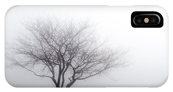 Foggy Picnic IPhone Case