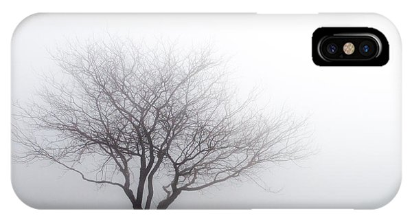 Foggy Picnic IPhone Case
