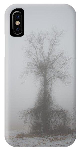 Foggy Walnut IPhone Case