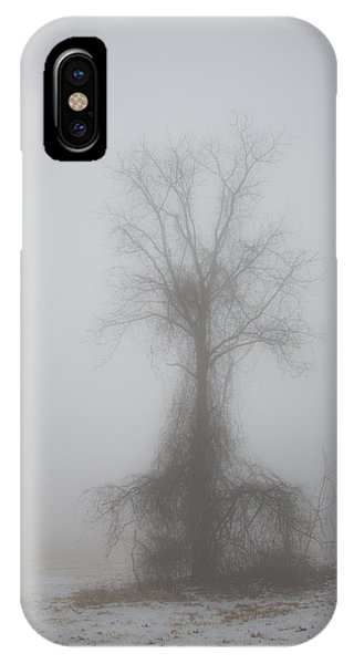Foggy Walnut IPhone Case
