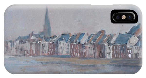 iPhone Case - Foggy Wyck by Nop Briex
