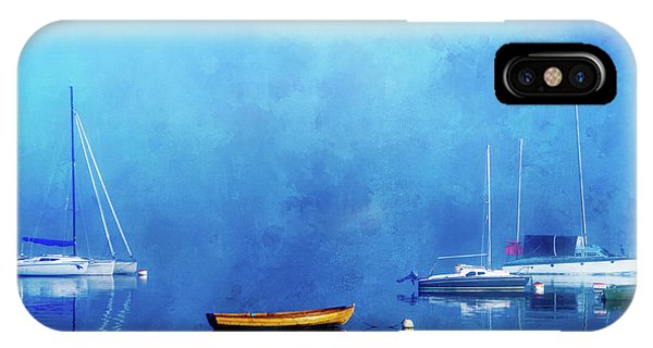 Upon The Still Waters IPhone Case