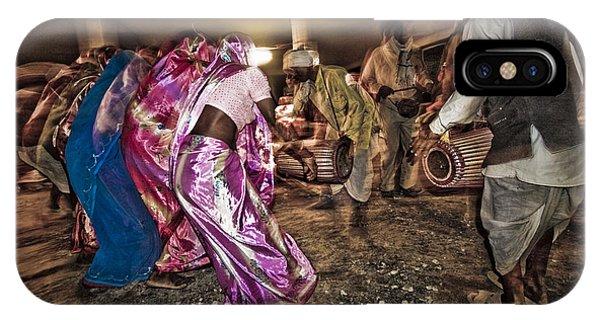 Folk Dance IPhone Case