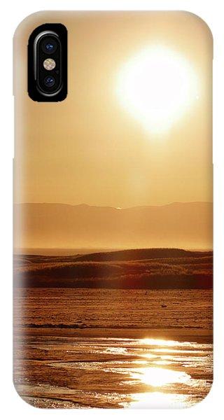 Follow The Sun IPhone Case