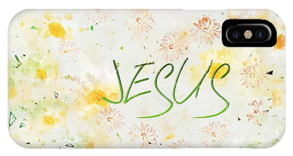 Follower Of Jesus IPhone Case