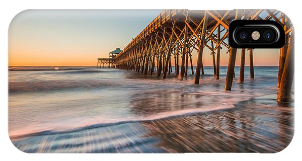 Folly Pier IPhone Case