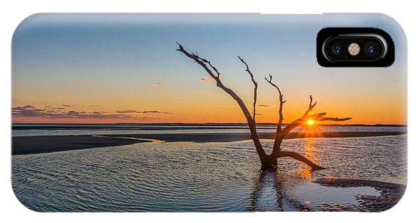Folly Sunset IPhone Case