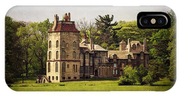 Fonthill By Day IPhone Case