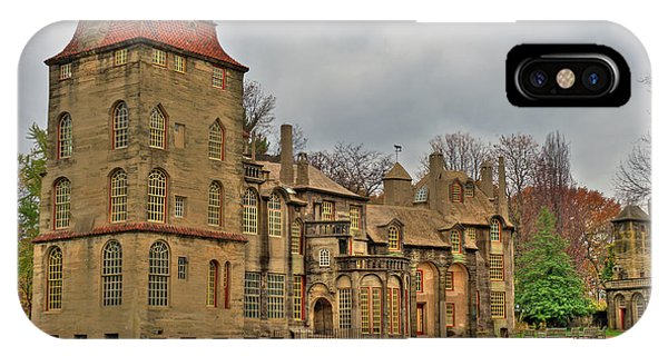 Fonthill Castle IPhone Case