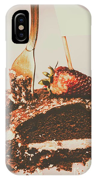 Dessert iPhone Case - Food Nostalgia by Jorgo Photography - Wall Art Gallery