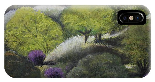 Foothill Spring IPhone Case