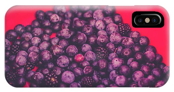 For The Love Of Berries IPhone Case