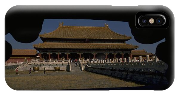 Forbidden City, Beijing IPhone Case