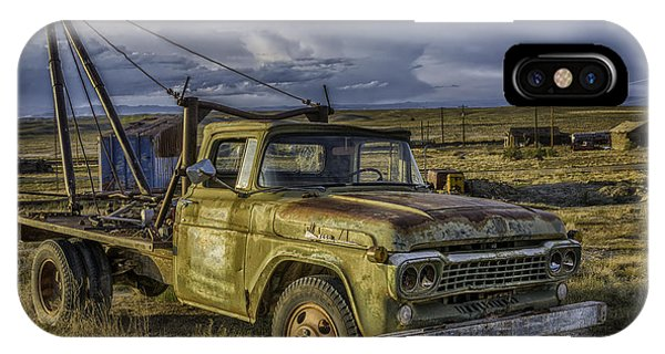 Ford 1958 - F-series Pickup  IPhone Case