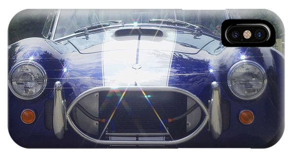 Ford Cobra Phone Case by Margaret Fortunato