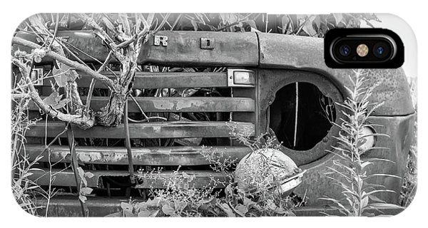 Ford Forgot In Nature IPhone Case