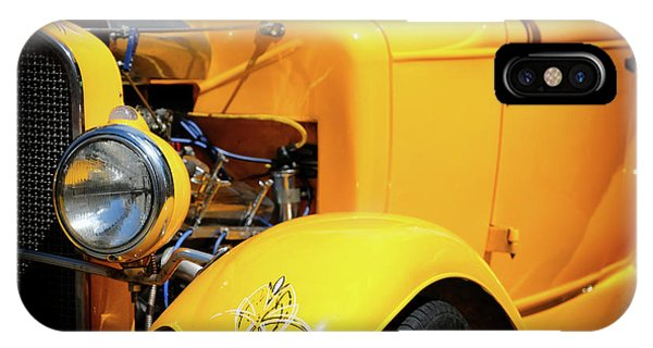 IPhone Case featuring the photograph Ford Hot-rod by Jeremy Lavender Photography