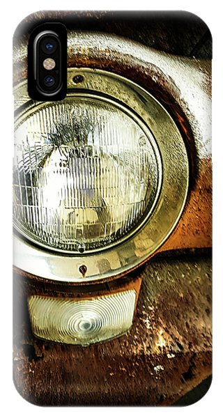 Ford Truck Headlight IPhone Case