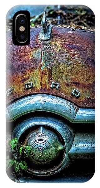 Ford Tudor IPhone Case