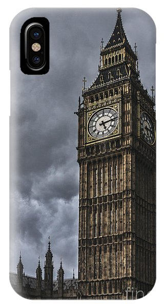 iPhone Case - Foreboding by Andrew Paranavitana
