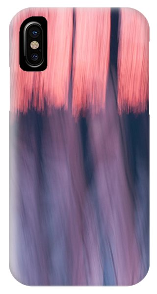 Forest Abstract IPhone Case
