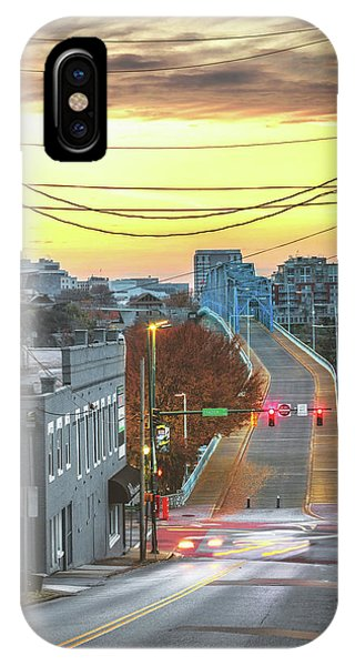 Forest And Frazier IPhone Case