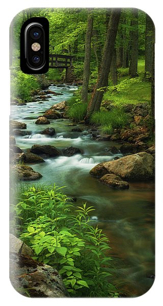 Forest Clearing IPhone Case