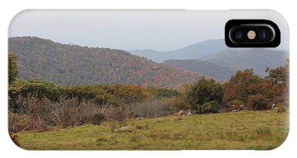 Forest Highlands IPhone Case