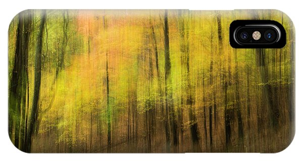 IPhone Case featuring the photograph Forest Impressions by David Waldrop