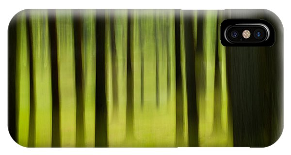 IPhone Case featuring the photograph Forest by Joye Ardyn Durham