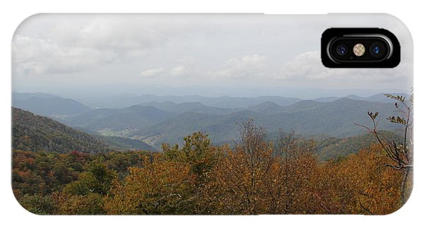 Forest Landscape View IPhone Case