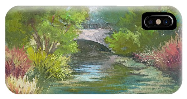 Forest Park Bridge IPhone Case